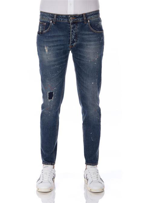 Be Able Davis Shorter broken jeans for men BE ABLE | Jeans | 24201303