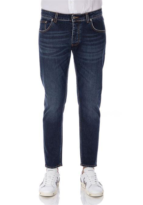 Jeans Be Able Davis shorter for men dark blu BE ABLE | Jeans | 24521313