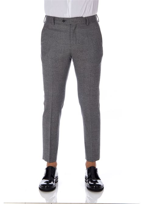 Trousers Be Able Alexander Shorter houndstooth man BE ABLE | Trousers | 246160