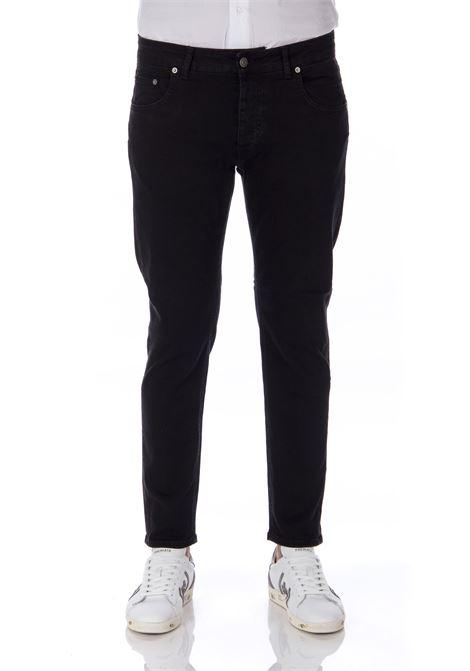 Men's Be Able Davis Black Shorter Jeans BE ABLE | Jeans | 24711327