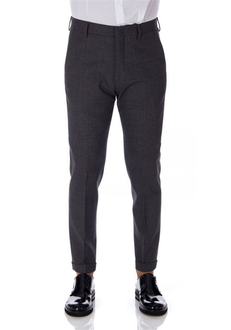Be Able gray trousers for men BE ABLE | Trousers | 24866272