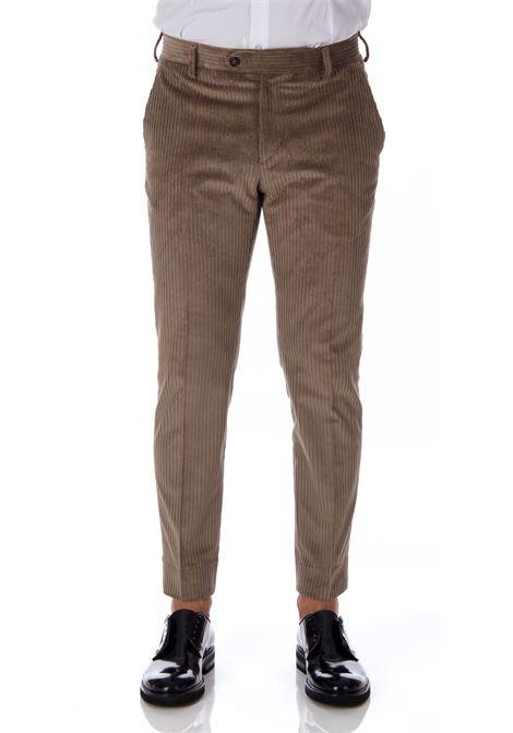 Men's Be Able Alexander Shorter velvet trousers BE ABLE | Trousers | 25431