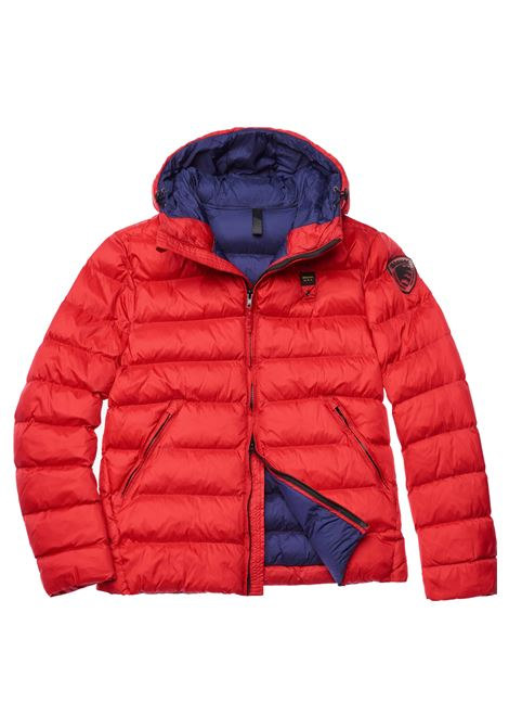 Jacket red Blauer Classic men BLAUER | Jackets | 19WBLUC02058551
