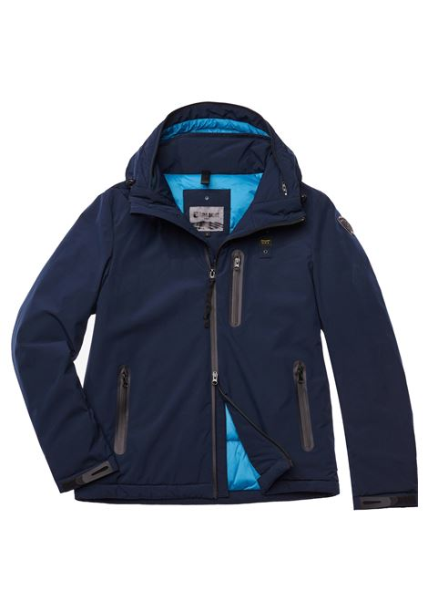 Blue Blauer padded jacket men BLAUER | Jackets | 19WBLUC02099888