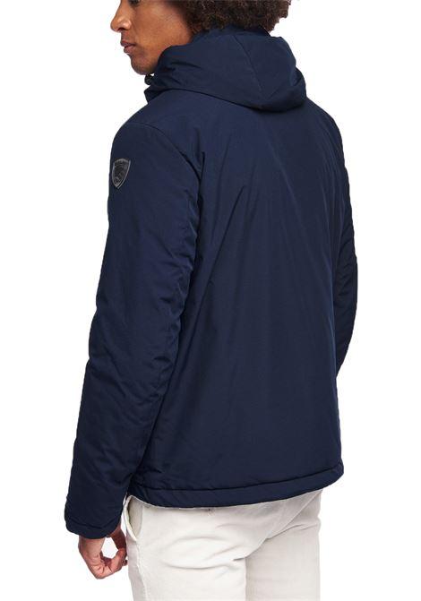 Blue Blauer padded jacket men BLAUER | Jackets | 19WBLUC02099888