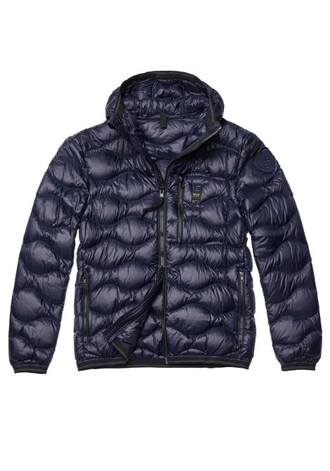 Blue Blauer jacket waves men BLAUER | Jackets | 19WBLUC03056888
