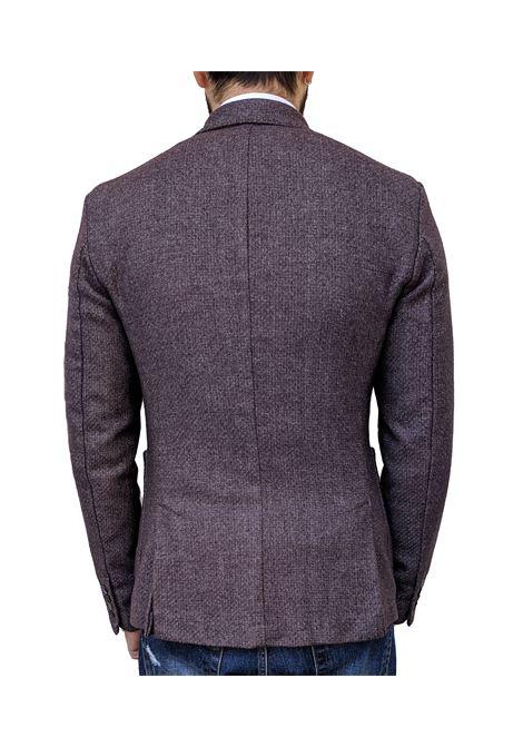 BoB blazer brown slim men BOB | Blazers | DOMI T1131