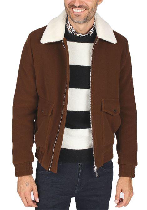Bomber jacket Brian Dales men BRIAN DALES | Jackets | JK4183 G6321