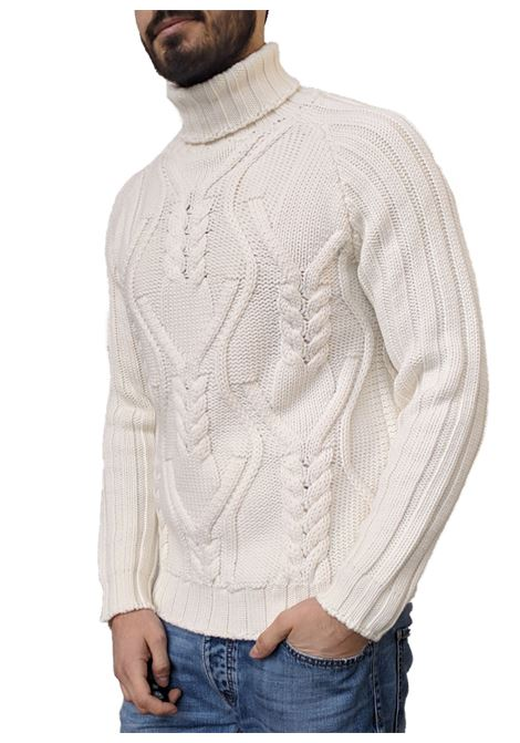 Brian Dales men's turtleneck sweater BRIAN DALES | Sweaters | KN2852001