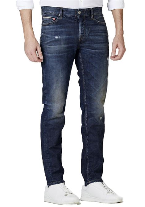Jeans Care Label Bodies men CARE LABEL | Jeans | BODIES 214458