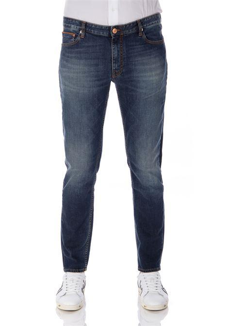 Jeans Care Label Bogart men CARE LABEL | Jeans | BOGART114438