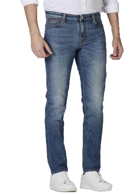 Jeans Care Label Bogart Alton men CARE LABEL | Jeans | BOGAT 114466