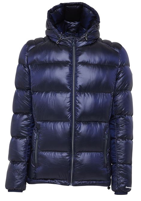 Nordkapp down jacket papa plus men's dark blue CENTOGRAMMI nordkapp | Jackets | T0000GO900