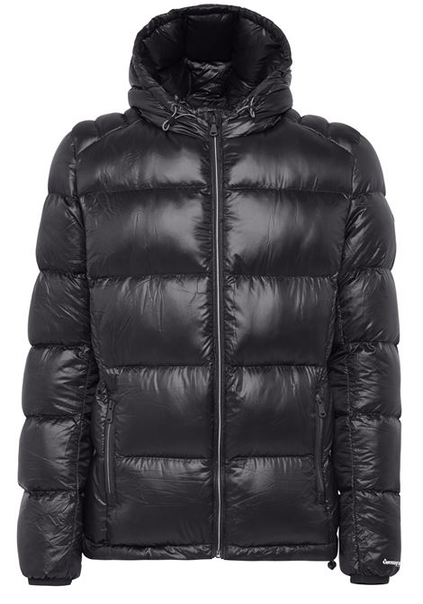 Nordkapp down jacket papa plus black for men CENTOGRAMMI nordkapp | Jackets | T0000GO903