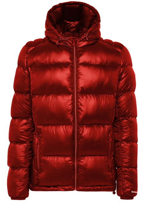 Nordkapp down jacket plus man red CENTOGRAMMI nordkapp | Jackets | T0000GO906
