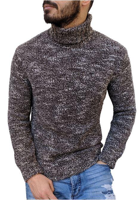 Circolo 1901 satin stitch turtleneck sweater CIRCOLO 1901 | Sweaters | CN24981