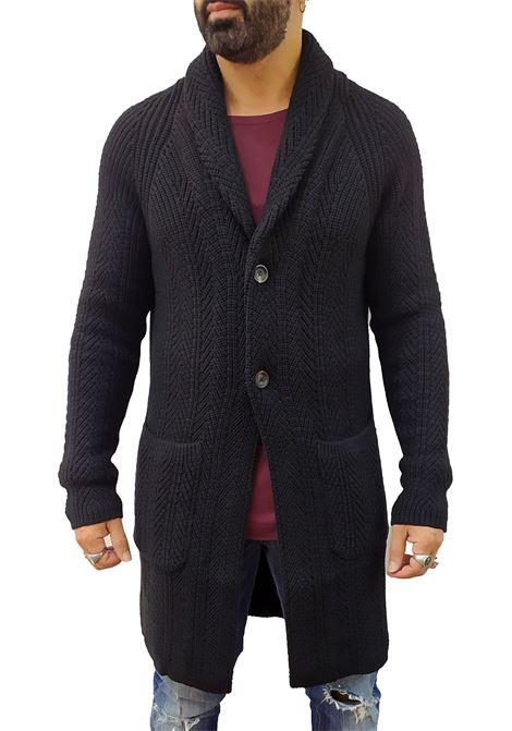 Circolo 1901 men's knitted coat CIRCOLO 1901 | Coats | CN25171