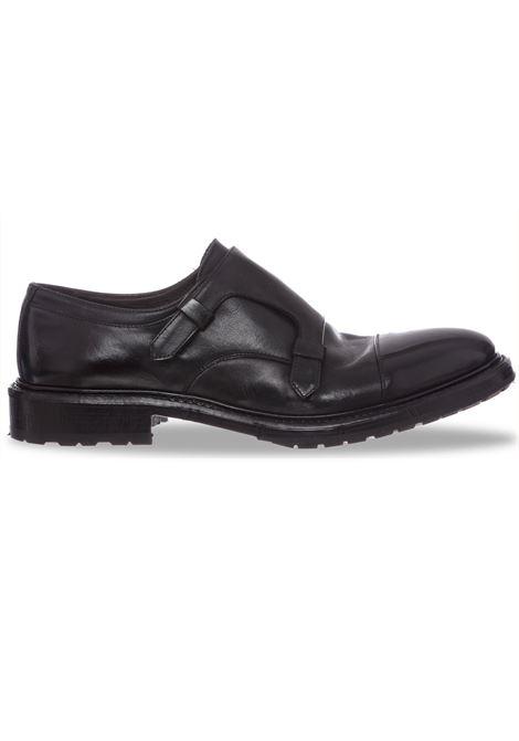 Claudio Marini shoes black man double buckle CLAUDIO MARINI | Shoes | 81682