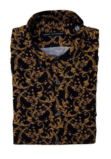 Daniele Alessandrini men shirts fantasy DANIELE ALESSANDRINI | Shirts | C1507B13163905101