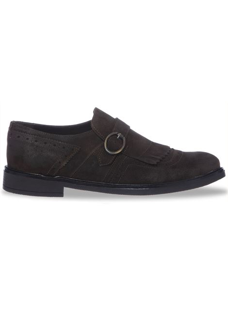 Men's Daniele Alessandrini suede shoes DANIELE ALESSANDRINI | Shoes | F621KL161390634