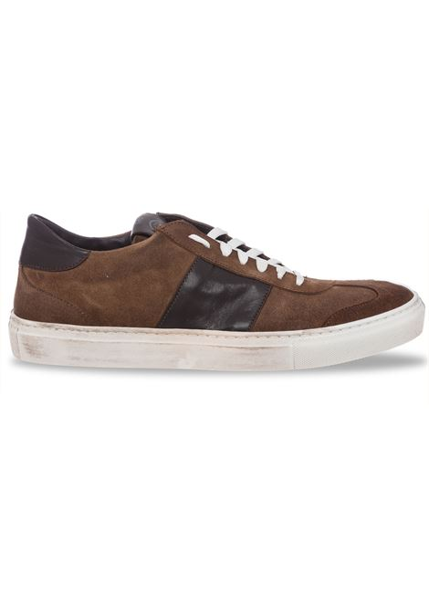 Daniele Alessandrini shoes men's banda sneakers DANIELE ALESSANDRINI | Shoes | F7220KL462390632