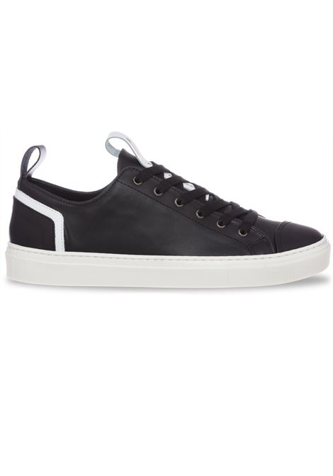 Daniele Alessandrini shoes Black men's sneakers DANIELE ALESSANDRINI | Shoes | F887K39051
