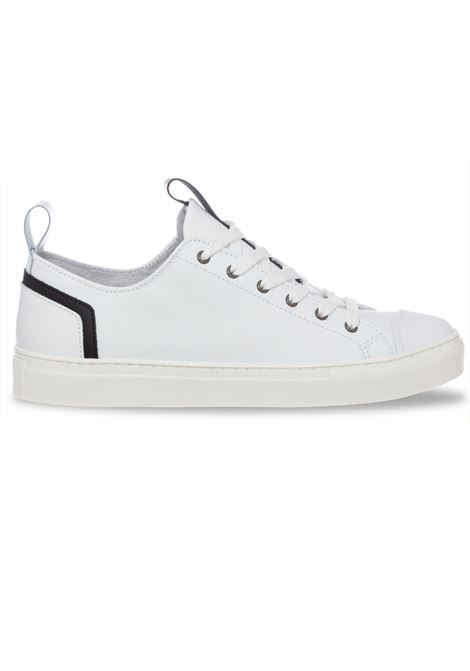 Daniele Alessandrini shoes white men's sneakers DANIELE ALESSANDRINI | Shoes | F887K39052