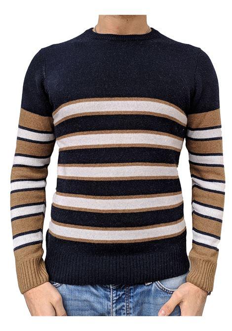 Daniele Alessandrini sweater man bands DANIELE ALESSANDRINI | Sweaters | FM90476390723