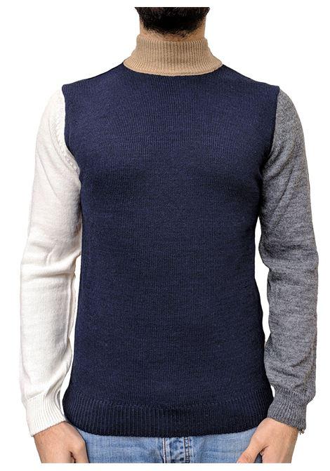 Daniele Alessandrini sepinggan men's sweater DANIELE ALESSANDRINI   Sweaters   FM90516390720