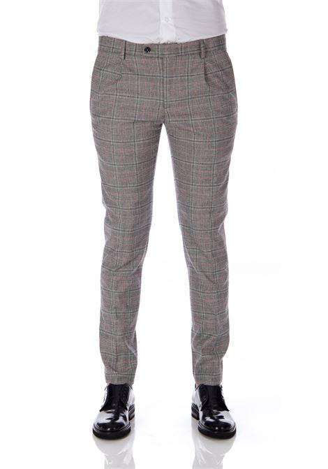 Daniele Alessandrini trousers, spuma for men DANIELE ALESSANDRINI | Trousers | P3513N90739051