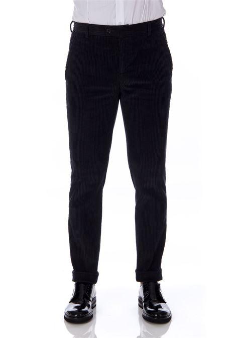 Daniele Alessandrini Trousers Velvet man DANIELE ALESSANDRINI | Trousers | P3778S213839051