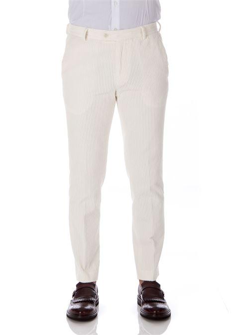 Daniele Alessandrini Trousers Velvet man DANIELE ALESSANDRINI | Trousers | P3778S213839052