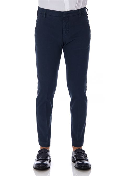Men's Entre Amis slim blue trousers ENTRE AMIS | Trousers | A208188/17891
