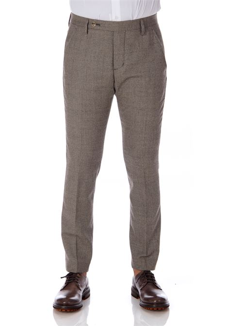 Man beige wool Entre Amis trousers ENTRE AMIS | Trousers | A208345/18391