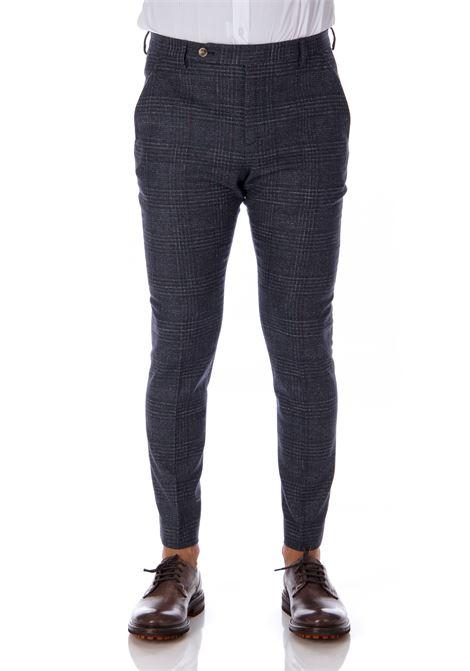 Entre Amis slim men's wool trousers ENTRE AMIS | Trousers | A208345/18401