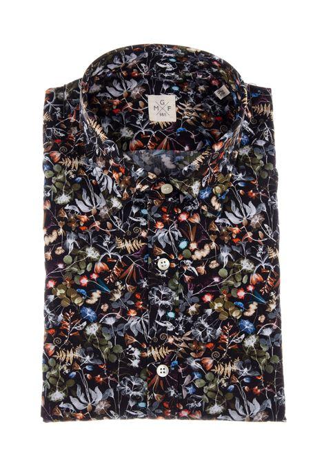 Men's GMF 965 floral shirt GMF965 | Shirts | FS101