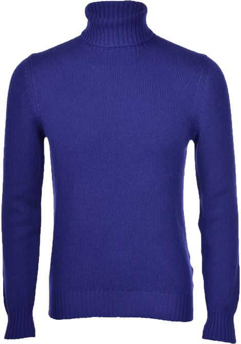 Gran Sasso sweater blu royal men GRAN SASSO | Sweaters | 13126/22601565