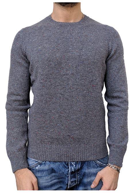 Gray Gran Sasso men's pullover GRAN SASSO | Sweaters | 23111/25400070