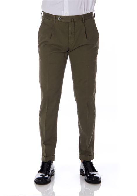 GTA il pantalone green men's dungarees GTA | Trousers | 28444708