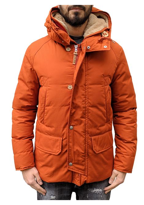 Jackets Holubar short boulder orange HOLUBAR | Jackets | M56066