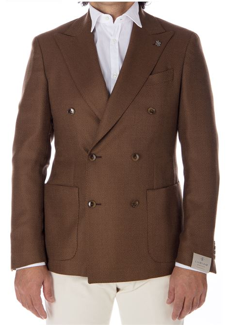 Men's double-breasted Lubiam jacket LUBIAM | Suit Jackets | 92048/2 21422