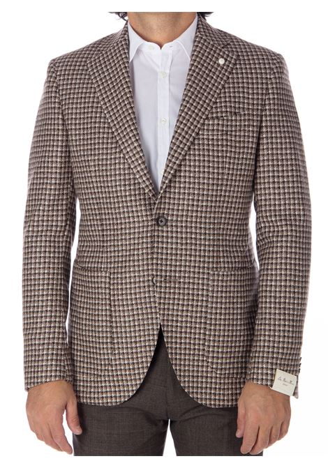 Luigi Bianchi Mantova by Lubiam Suit Jacket men Luigi Bianchi Mantova by Lubiam | Suit Jackets | 92023/1 23221
