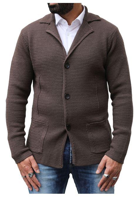 Suit jacket cardigan officina 36 men OFFICINA 36 | Cardigans | CUFR2431
