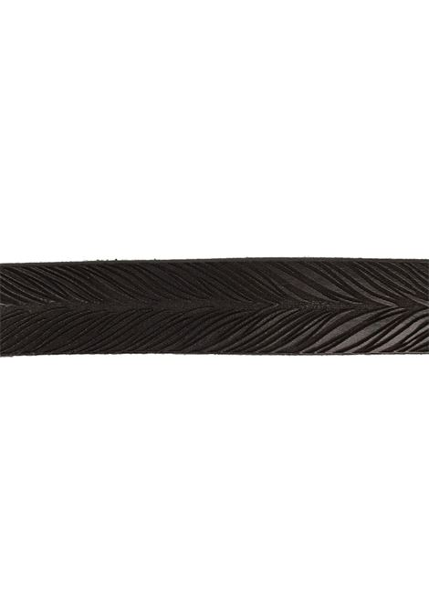 Orciani belts men stain black ORCIANI | Belts | U078611