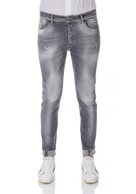 Gray PMDS Barret men's jeans Premium Mood Denim Superior | Jeans | BARRET T49620