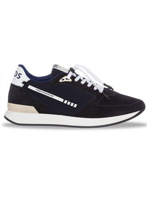 PMDS shoes men's blue sneakers Premium Mood Denim Superior   Shoes   GR0011