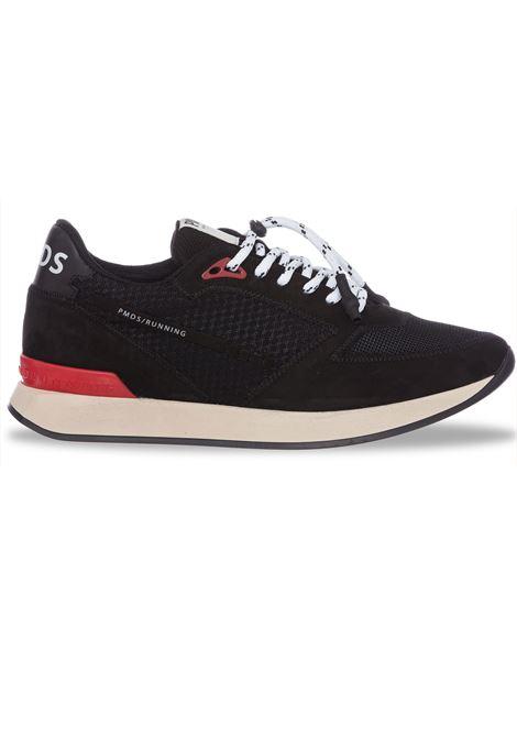 PMDS shoes men's black sneakers Premium Mood Denim Superior   Shoes   GR0022