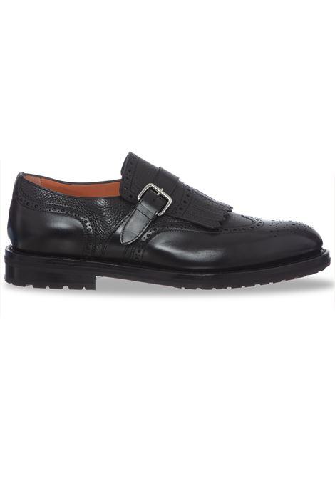 Santoni men's shoes fringe SANTONI | Shoes | 13976N01