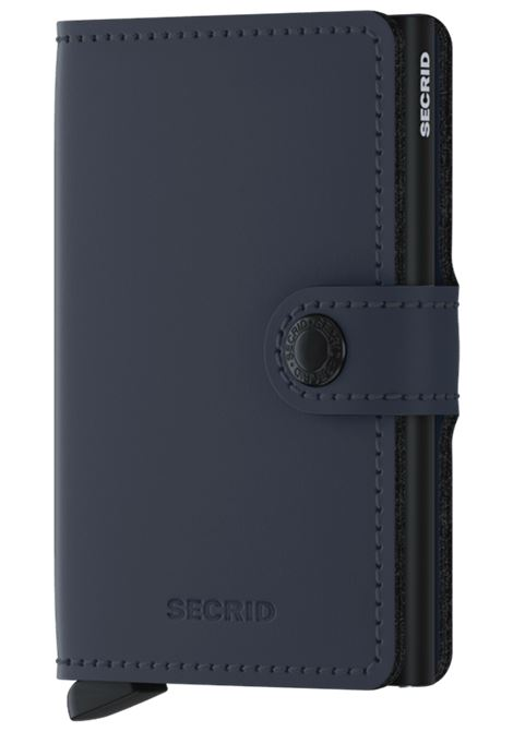 Secrid Miniwallet matte night blue SECRID | Wallets | MATTE10