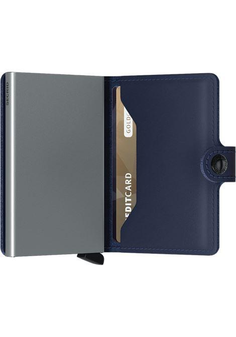 Secrid Miniwallet Original blu SECRID | Portafogli | ORIGINAL2